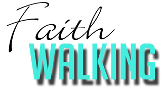 faith walking logo