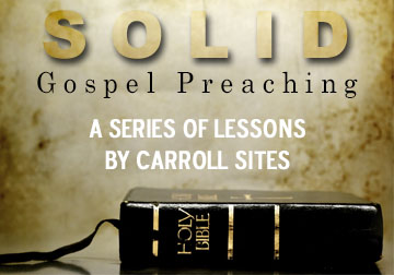 solid preaching logo