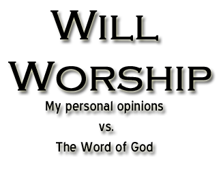 will worship graphic